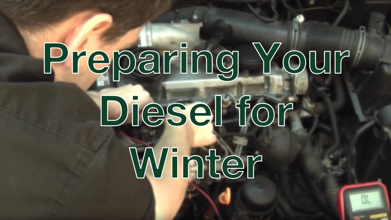 Diesel Problems in the Winter (And How to Avoid Them)
