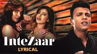 Da Banotra INTEZAAR ft. Abhijeet Sawant | Lyrical
