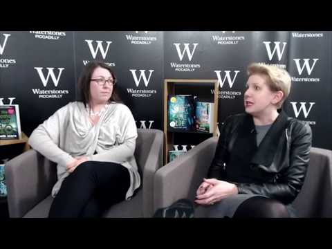 Clare Mackintosh and Ruth Ware Live