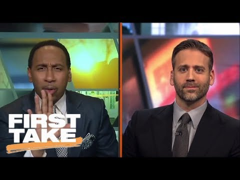 Max Kellerman's First Year On First Take With Stephen A. Smith | ESPN