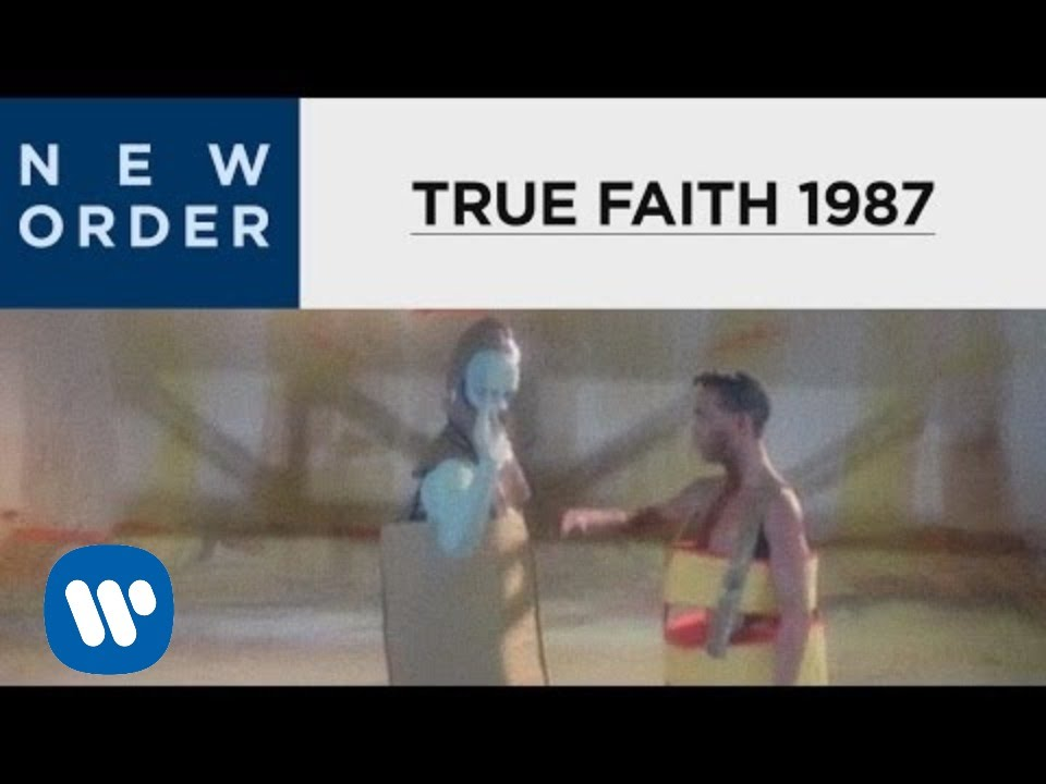 New Order - True Faith (1987) [OFFICIAL MUSIC VIDEO]