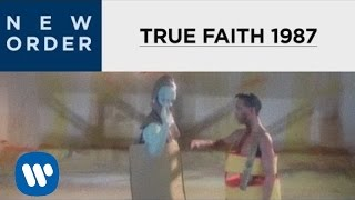 New Order - True Faith (1987) (Official Music Video) [HD REMASTERED]