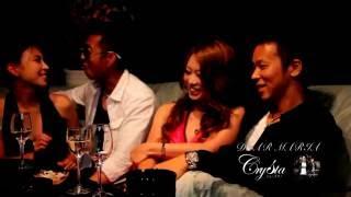 CRYSTA feat.ERI 1st Mini AlbumLetterShort Megamix PV