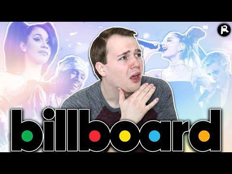 REACTION | Billboards Top 50 Songs of 2018 (So Far)