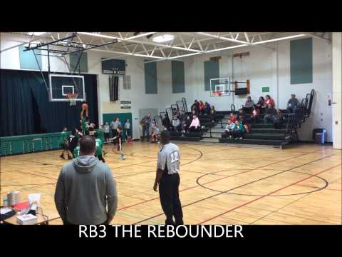 Ricky Bell 3rd RB3 shows all of his basketball skill