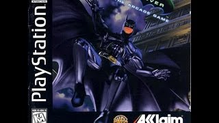 Batman Forever: The Arcade Game (PlayStation)