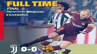 Highlights Juventus vs Barca 0-0  UCL 23112017
