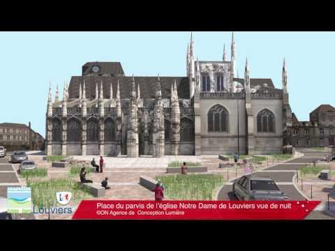 Louviers 2014-2020, plus belle la Ville