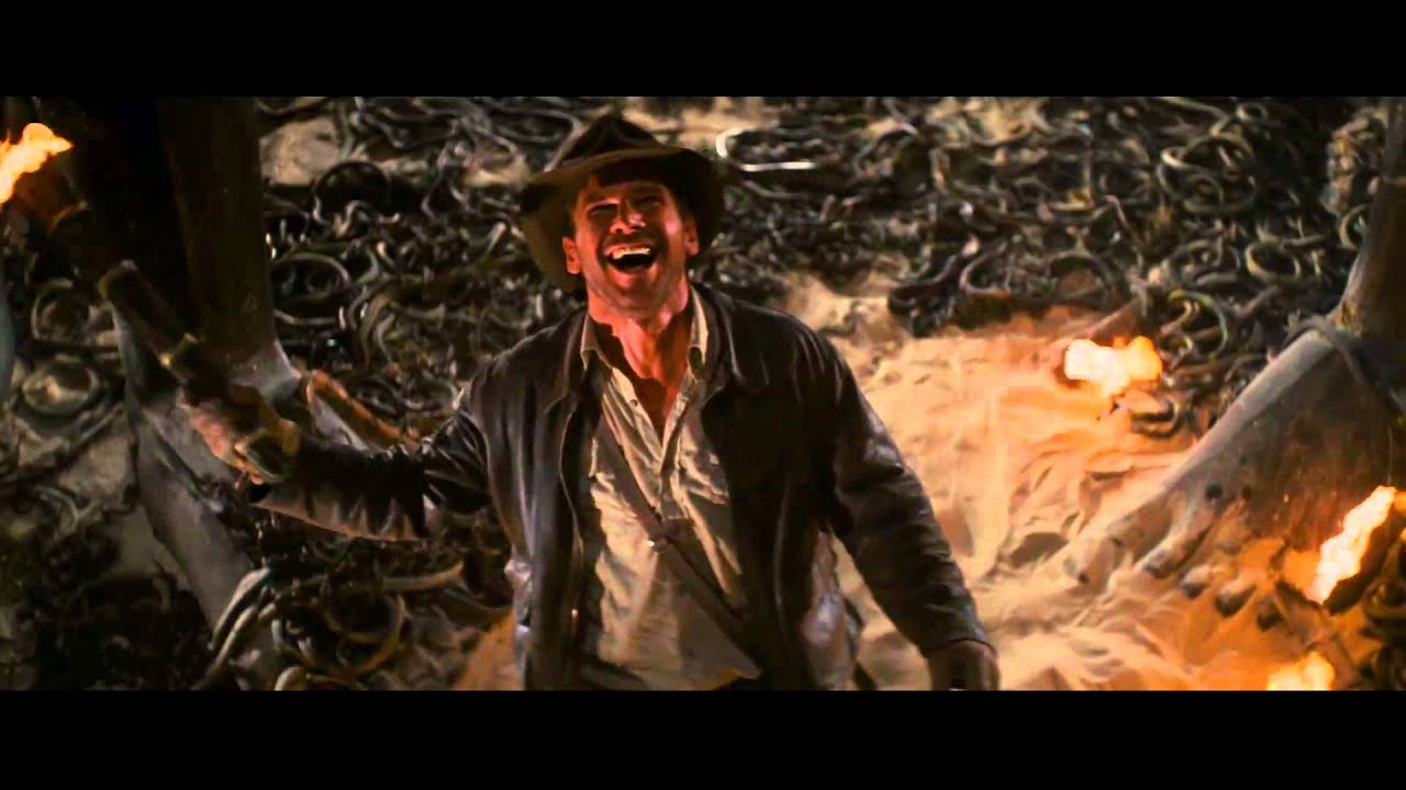 Indiana Jones e os Caçadores da Arca Perdida - Trailer IMAX 2012 [HD 1080p]  - YouTube