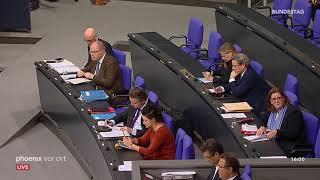 Bundestagsdebatte zur Prozesskostenhilfe und Jugendstrafverfahren am 14.11.19 thumbnail