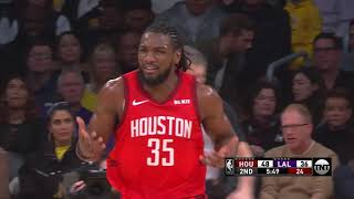 Houston Rockets vs Los Angeles Lakers February 21, 2019
