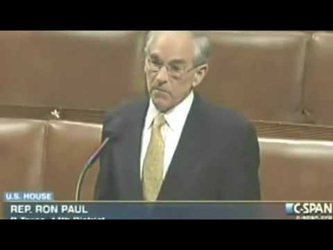 Ron Paul- Acts Of War 1998-2010