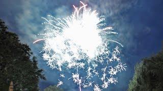 Tüzijáték 2 - Bárdudvarnok Falunap 2017 video