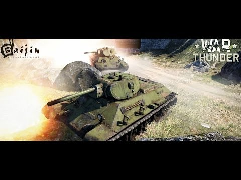 War Thunder - Ground Forces Trailer