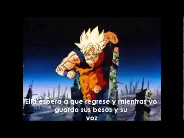 Dragon Ball Z, Hasta que el Cuerpo Aguante - Mägo de Oz (con lyrics - letra) Videos De Viajes