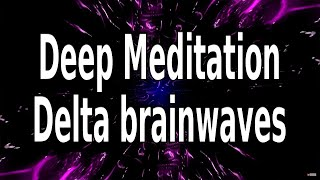 Deep Meditation. Inner peace.