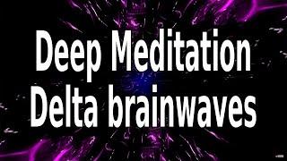Deep Meditation. Inner peace.