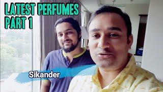 Fragrance Megareview - 1   Rasasi, Al Haramain, Ajmal etc