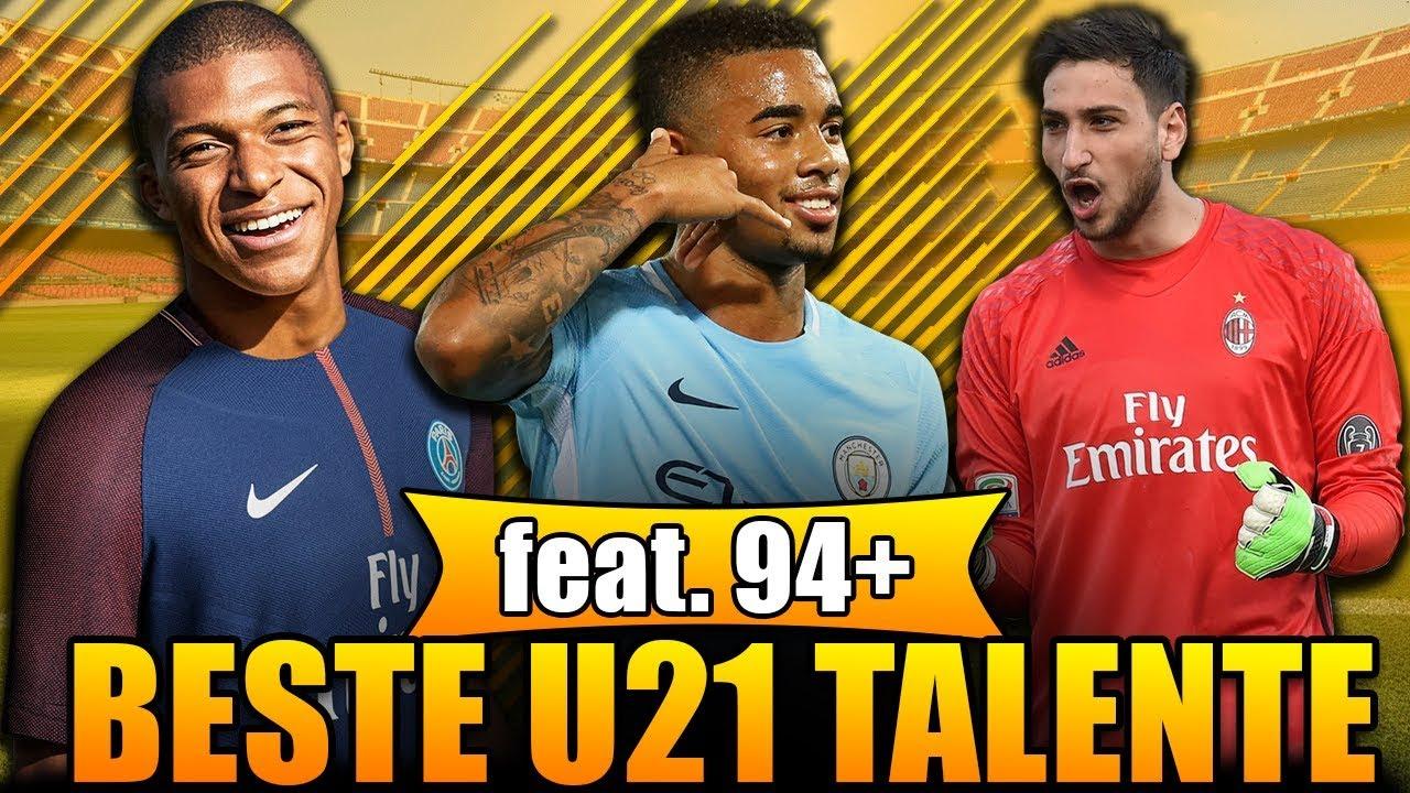 Fifa 18 Beste Talente Ohne Training U21 90 Kader