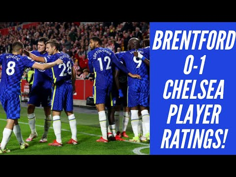 Player Ratings: Brentford 0-1 Chelsea | Premier League