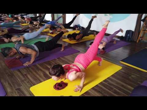 Yoga for Weight Loss & Belly Fat | Raja Gupta