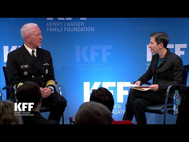 Admiral Giroir discusses the Plan with Jen Kates of the Kaiser Family Foundation