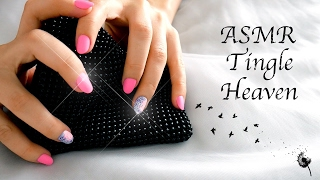 ASMR Tingles for days *crinkle crackle *hand movement