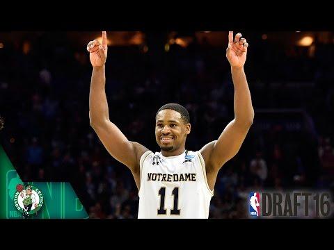 Demetrius Jackson Notre Dame Highlights | Boston Celtics PG