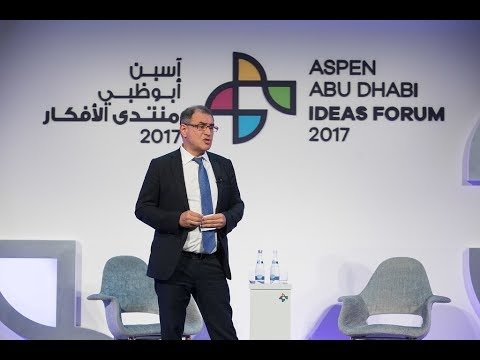 Nouriel Roubini - Utopia or Dystopia: The future of the global ...