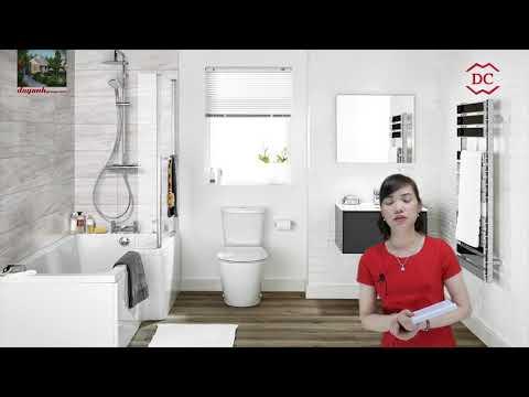 Kích thước phòng vệ sinh tiêu chuẩn nhất hiện nay