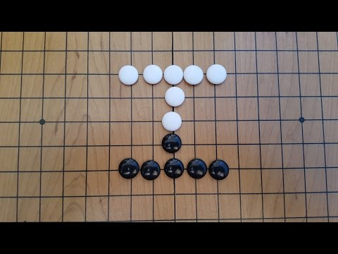 Level Up 08 : Go/Igo/Weiqi Basic Strategy for beginners