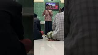 Kultum subuh Ananda Abi Toha | Masjid Al Insanul Kamil