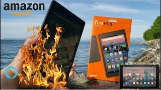 Amazon Fire HD 8 Tablet With Alexa Review | Only $59.99 on Amazon!
