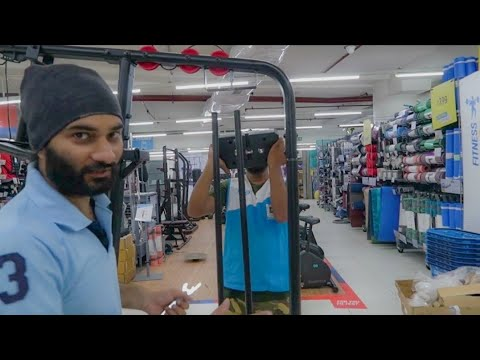 How to Assemble Domyos Home Gym 🏋🚴💪 | Decathlon Home Gym Rs 27,999/-