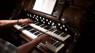 Glorious Thing of Thee Are Spoken (Austrian Hymn) - Dominion Orchestral Reed Organ