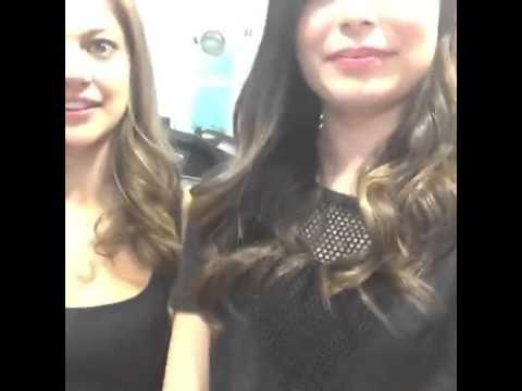 Crowded - Miranda Cosgrove Facebook LIVE Stream