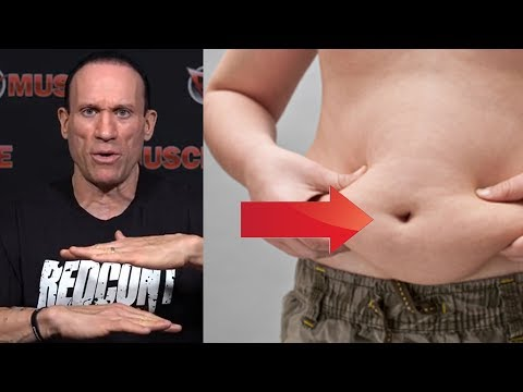 HOW TO LOSE YOUR GUT!