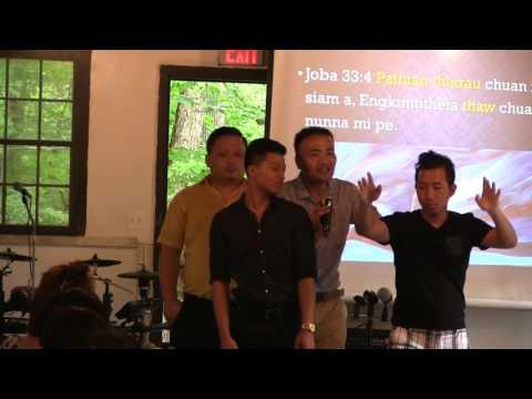 Dr. Dennis Ramdinmawia - Thlarau Thianghlim Part 1 - July 23, 2017 Chawlhni tlai
