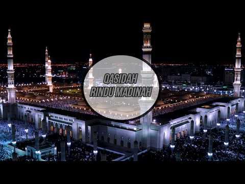 Qasidah Rindu Madinah Full Lirik