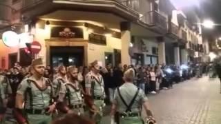 Legionario borracho en semana santa de Antequera (Málaga) 2016 thumbnail