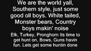 Hog Hunting Song Number 11 - Colt Ford (Huntin the World)