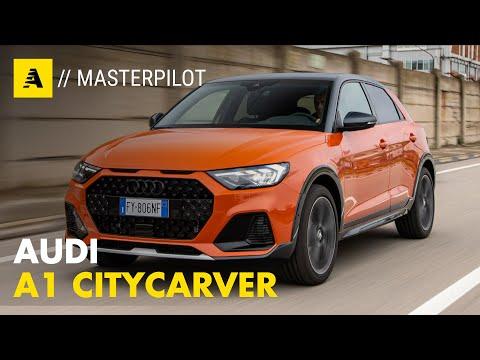 AUDI A1 Citycarver   Gioca A Fare La SUV Ma In Realtà...