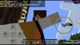 Minecraft PEГолодные игры1