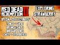 Red Dead Redemption 2: Exploring Strawberry - Stone Hatchet Unlock
