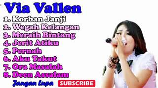 Download Mp3 Via Vallen - Korban Janji, Wegah Kelangan , Meraih Bintang