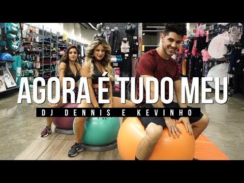 Agora é Tudo Meu - Kevinho e Dennis DJ | Coreografia @FabioRanty - Fire Dance TV