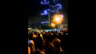 Dubai New Year Fireworks 2016 Tahid2