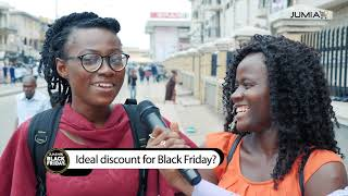 Jumia Black Friday    What's Your Ideal Discount For Black Friday?