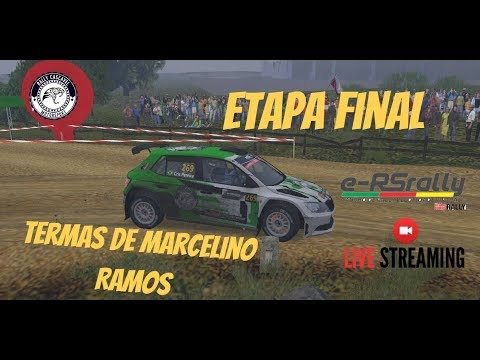 RALLY TERMAS DE MARCELINO RAMOS | Final E-Rs Rally | Onboard Skoda Fabia R5 2018