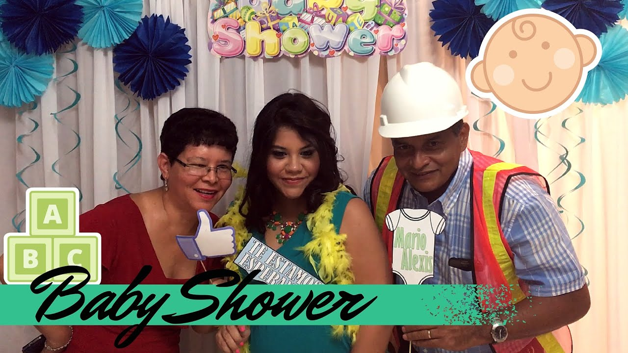 Baby Shower Photobooth Youtube